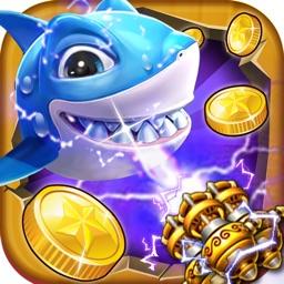 欢乐捕鱼-捕鱼电玩城经典捕鱼游戏