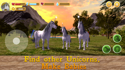 Unicorn Family Simulator screenshot 2