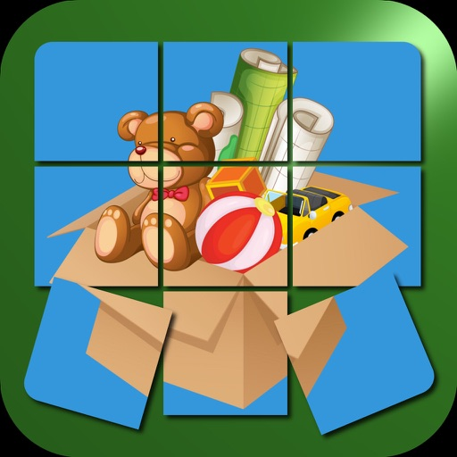 Rotate and move puzzle pieces HD.