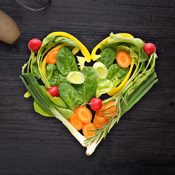 Healthy Vegetarian Recipes | Cook And Learn Guide icon