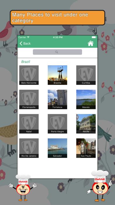 World Museums SMART Guide screenshot two