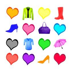 StyleLove - Foto-Farbsuche für Modeartikel