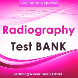 Radiography App For Self Learning- 5600 flashcards