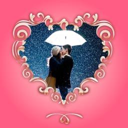 Love Photo Frames - Romantic frames for couples