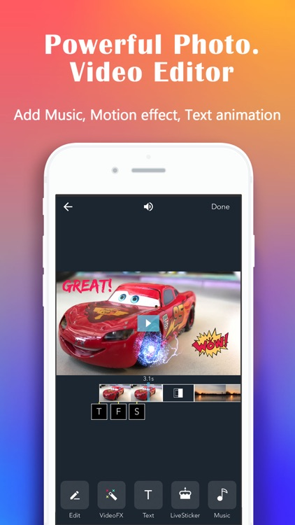 LiveCollage Pro-Photo Collage Maker&Photo Editor screenshot-4