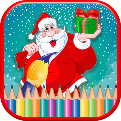 Christmas Drawing Pad