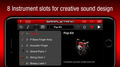 Sampletank Cs review screenshots