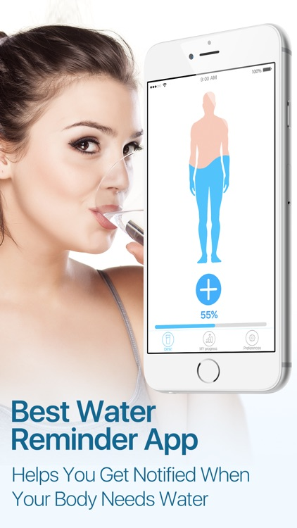 Water Reminder - Drink Water Tracker & Daily Alert