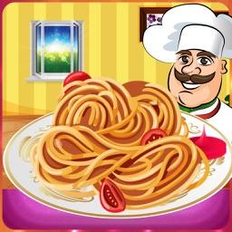 Hot Noodle Maker Food Court: Cooking Game