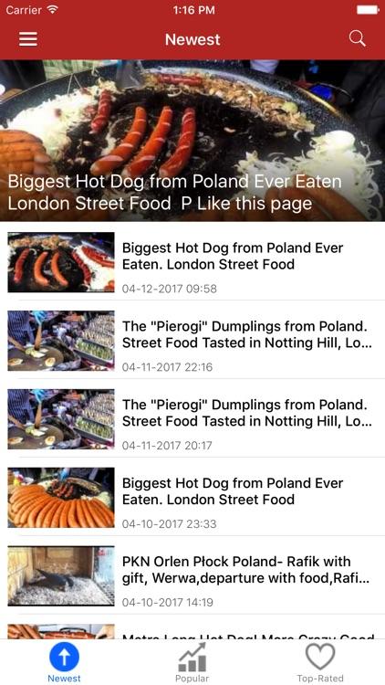 Poland News in English & Polish Radio screenshot-3