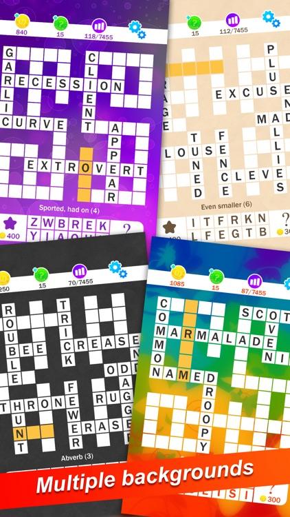 Crossword – World's Biggest screenshot-3