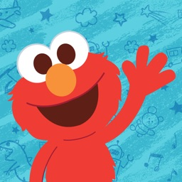 Elmo Stickers