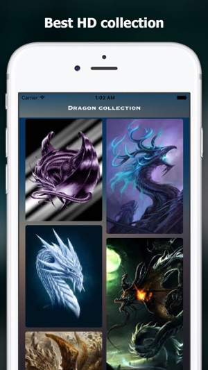 Dragon Wallpapers Wallpaper Editor With Stickers En App Store