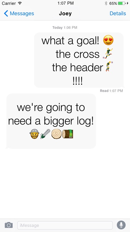 Two-Stick: Portland Timbers Messenger