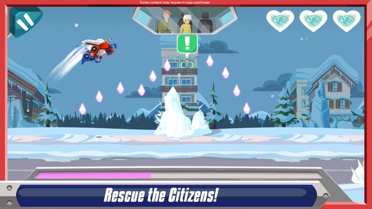Transformers Rescue Bots: Disaster Dash - Hero Run screenshot-3