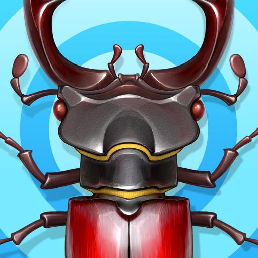 Игра Жуки - Собирай и лови жуков в лесу