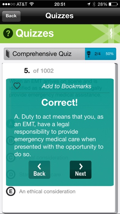 Emt Tutor Study Guide review screenshots
