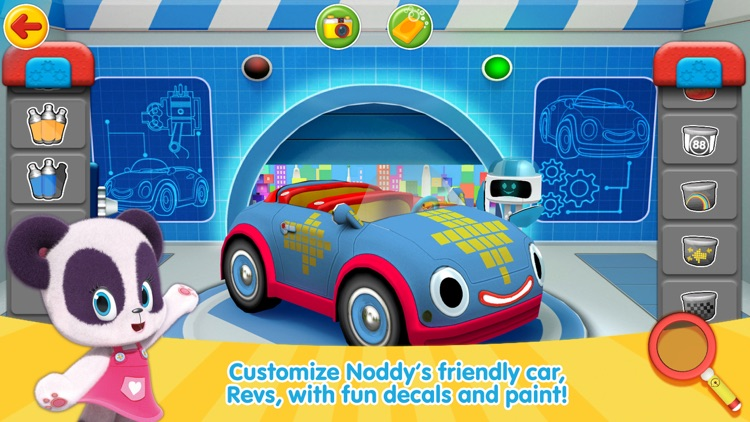 Noddy Toyland Detective screenshot-2