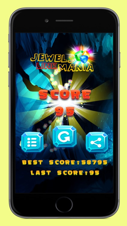 Jewel Link Mania screenshot-3