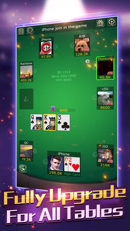 天天德州撲克-經典紙牌遊戲廳