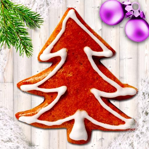 Weihnachts-Plätzchen Kuchen & Punsch & Weihnachten