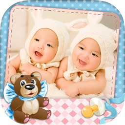 Baby photo frames – Photo editor