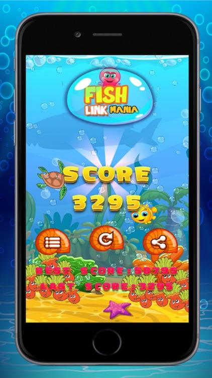 Fish Link Mania screenshot-3