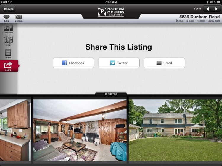 Platinum Partners Mobile for iPad screenshot-3