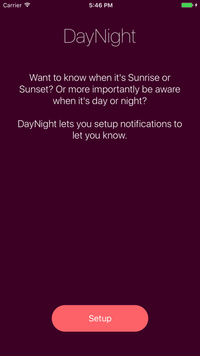 DayNight: Day/Night Awareness screenshot 4