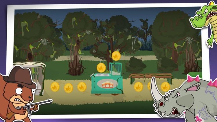 Squirrel Tales: Radiation Fallout screenshot-3