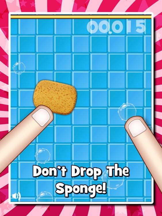 Dont Drop The Sponge HD screenshot-4