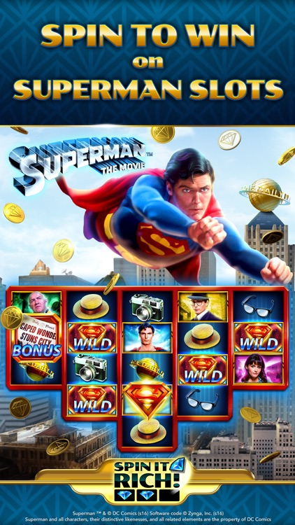 Spin It Rich! Casino Slots: Free Slot Machines