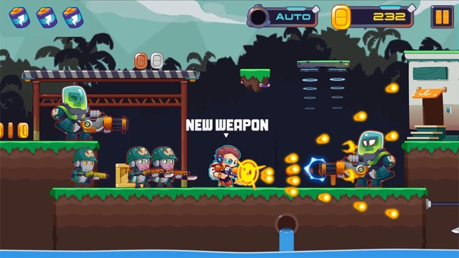 Metal shooter run and gun on the app store voltagebd Choice Image