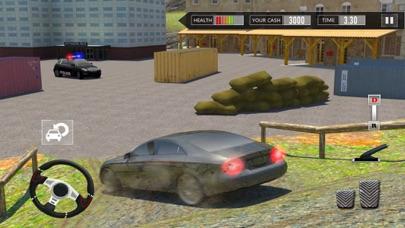 オフロードパトカーチェイス刑務所は、レーシングゲームを脱出しますのおすすめ画像5