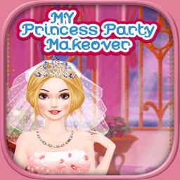 My Princess Party Makeover