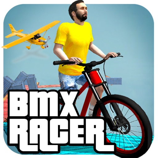 BMX Racer 3D. Moto Race Skills