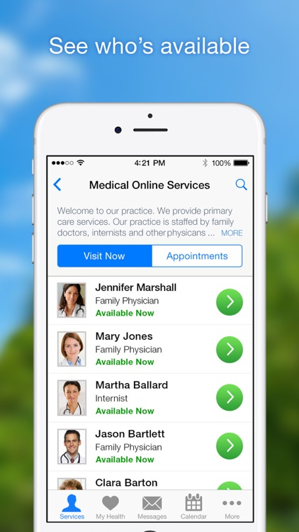 Genesis Convenient CareNow screenshot-0