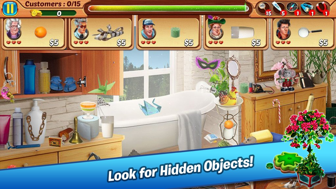 Home Makeover 4 Hidden Object Online Game Hack And Cheat