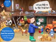 Tiny Farm: Toddler Games 2+ ipad images