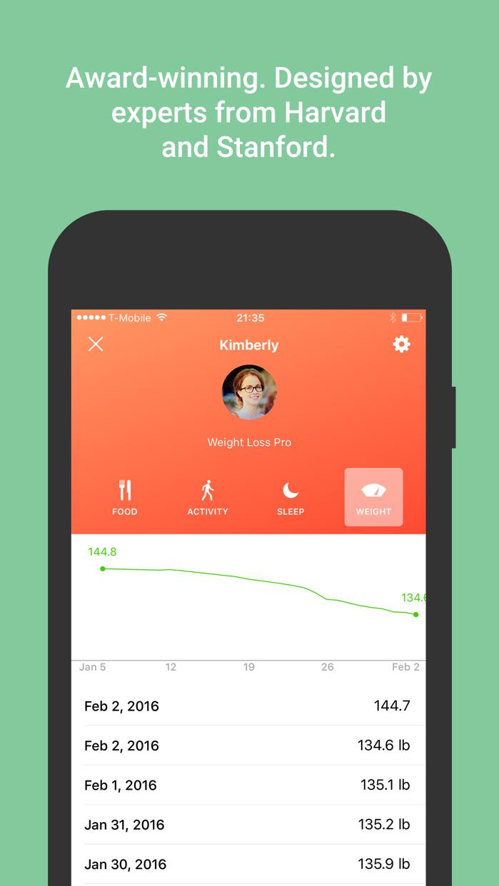 Lark - 24/7 Health Coach Screenshot