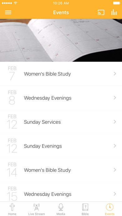 Faith Evangelical Bible Church screenshot 3
