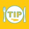 Calculate the tip and tax and split the cost with friends