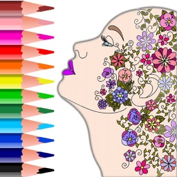 Colorish: coloring book for adults mandala  relax