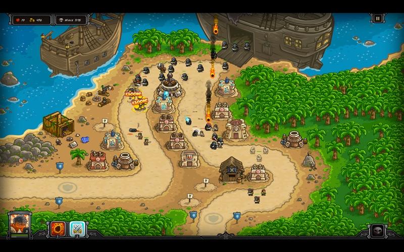 Kingdom Rush Frontiers HD