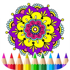 Recolor - Pigment Coloring Book For Adults on the App Store