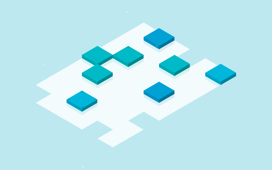 minimize 1.1 Mac 破解版 – 简约美观的方块益智类消除游戏-爱情守望者