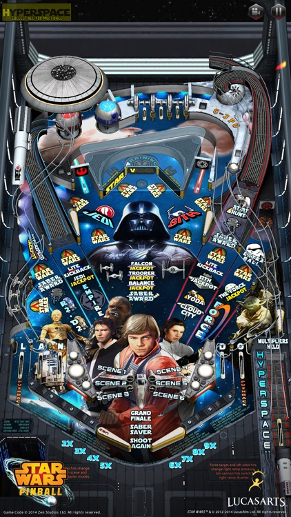 Star Wars™ Pinball 5 screenshot-0