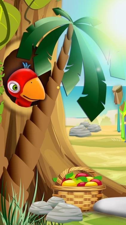 virtual talking parrot