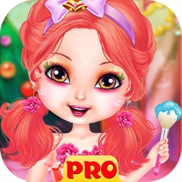 Christmas Doll Salon Pro