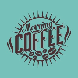 MorningCoffee - Good Morning Stickers